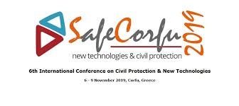 Participation of the Municipality of Chios in Safe Corfu 2019